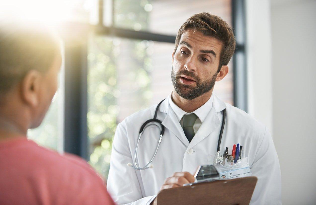 Schlaganfallprävention durch den Arzt