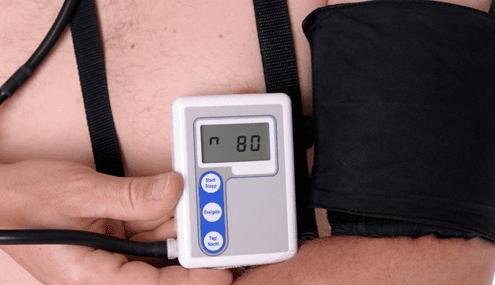 Systolischer 24-Stunden-Blutdruck sagt VHF-Risiko voraus