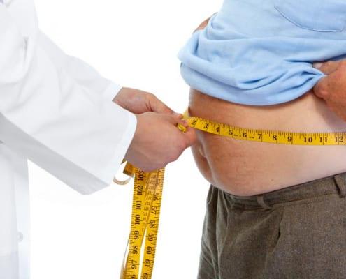 Gewichtsreduktion kann Regression von VHF bewirken