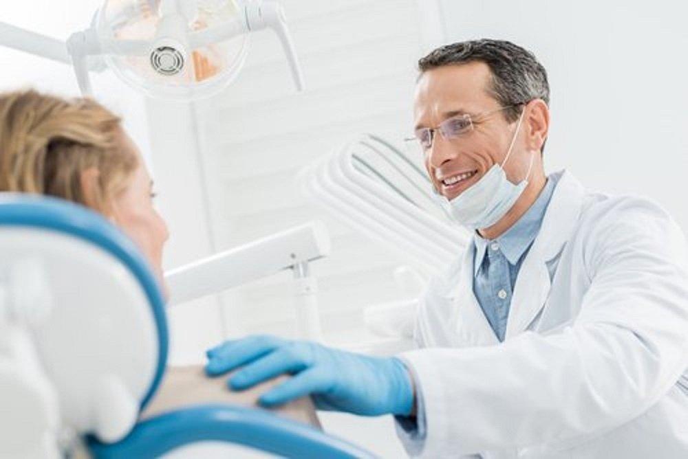 Zahnarztbehandlung unter Noaks
