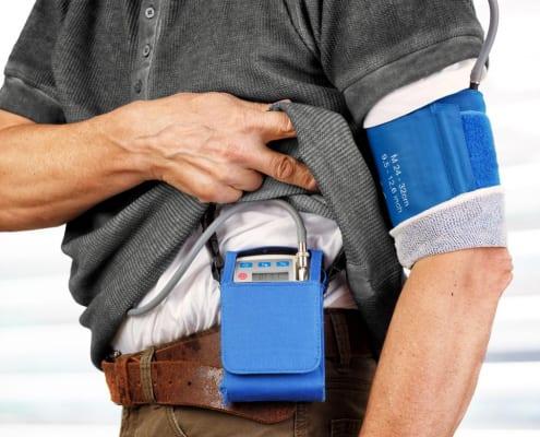 Bessere Vorhersage des kardiovaskulären Risikos durch Langzeitblutdruckmessung?