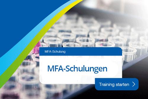 MFA-Schulungen